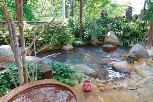 岐阜県下呂市小坂町 温泉旅館「泉岳館」