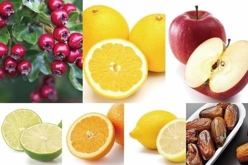 7種のフルーツエキス
